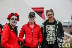 Zeus Halloween Run 2019 Village